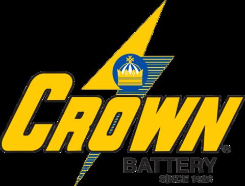 Crown Battery logo