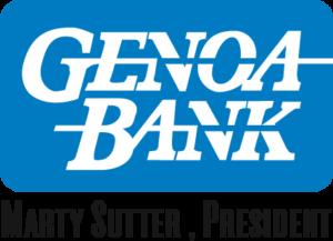 Genoa Bank logo